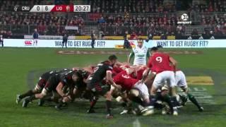 HIGHLIGHTS: Crusaders v British & Irish Lions 2017 Video