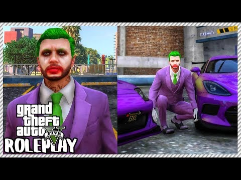 GTA 5 ROLEPLAY - The Joker Making Cops Angry | Ep. 490 Civ