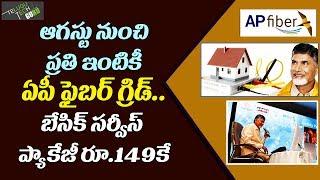 AP Fibergrid Von August 2017, Rs 149 Internet -, TV-Setup-Box Mit Handy-Preise - Telugu-Tech-Guru