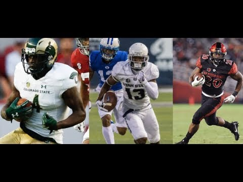 Three MW Athletes Named to 2017 Walter Camp All-America Teams