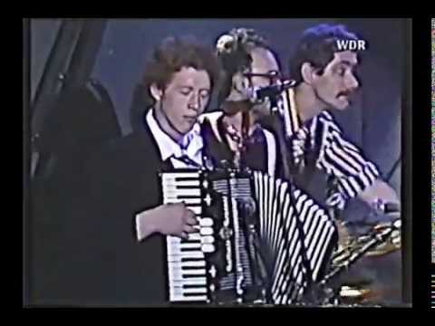 Richard Thompson Big Band & T-Bone Burnett 1983-12-10+11 Rockpalast