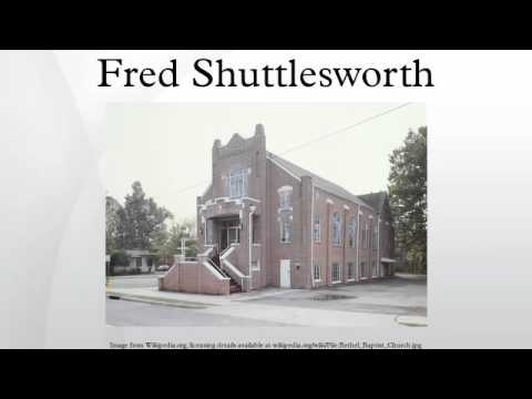 Fred Shuttlesworth