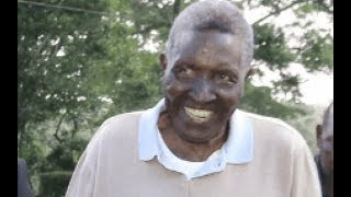 BREAKING NEWS: Veteran politician Nginyo Kariuki is dead