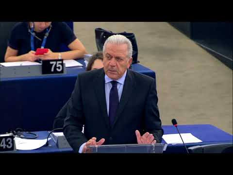 Opening Remarks by Commissioner Avramopoulos at the EP on Schengen