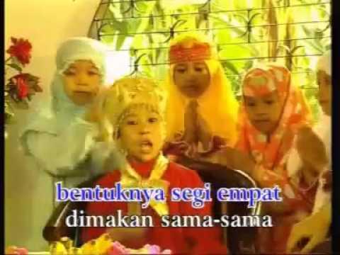 Lagu Anak Anak Ketupat Lebaran Cikitha Meidy