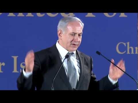 PM Netanyahu's Speech @