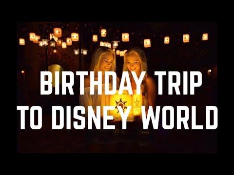 Disney Birthday/BFF Trip VLOG