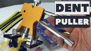 Dent Puller Paintless Dent Repair Tools Kit with Glue Gun by Yoohe Review