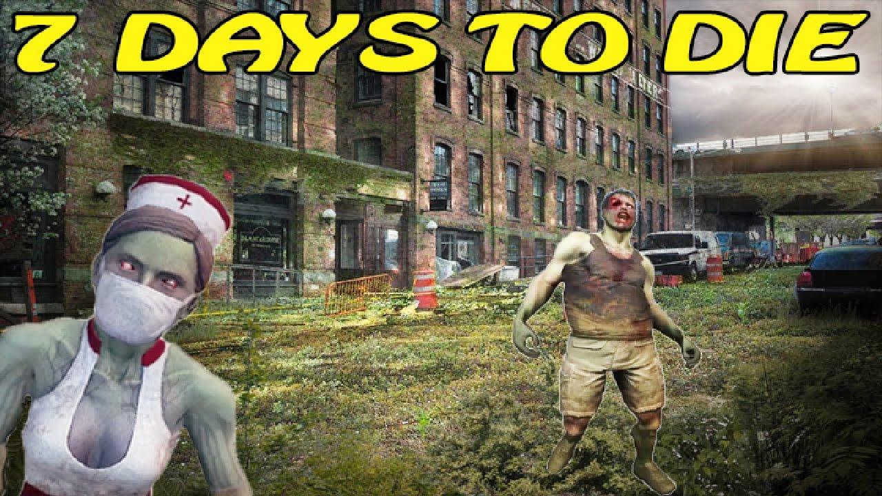 7 days to die alpha яндекс диск