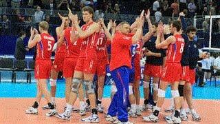Волейбол.Мировая лига 2011.Россия-Япония.Уфа-Арена