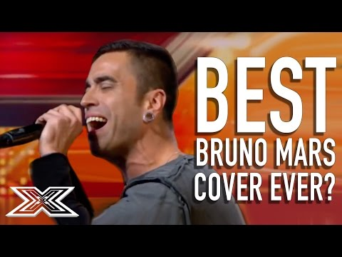 Best Bruno Mars Cover EVER...? | X Factor Global