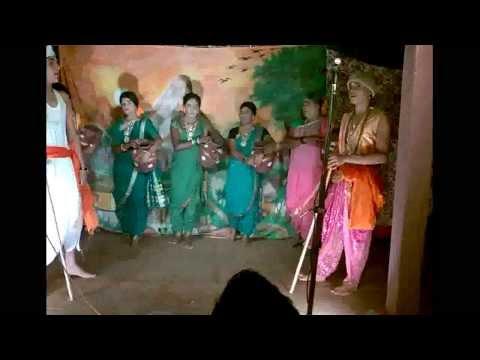 Kokanche Khele :- Navale Tarun Utkarsh Mandal Mumbai, Ubhale [ Viradwadi ],Chiplun.