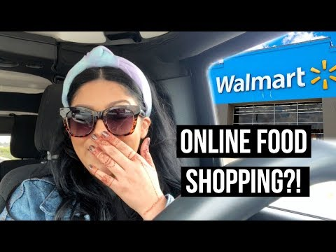 I tried Online Grocery Shopping on a Budget: FOOD HAUL | SCCASTANEDA