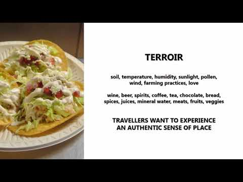 Getting Food Tourism Right