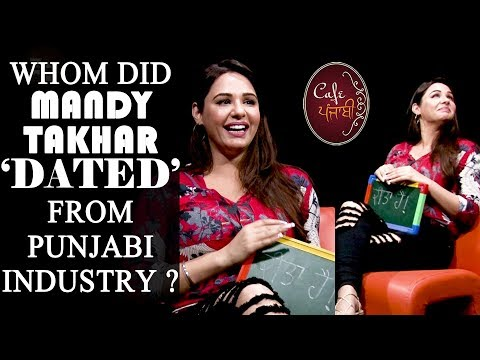 Mandy Takhar | Exclusive Interview | Cafe Punjabi | Channel Punjabi