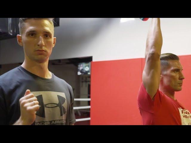 Вадим Гурьев, Дмитрий Яшанькин: Плечевой сустав и тренировка дельтовидных мышц