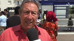 Mort de Mamoudou Barry : recueillement sur le lieu du drame à Canteleu