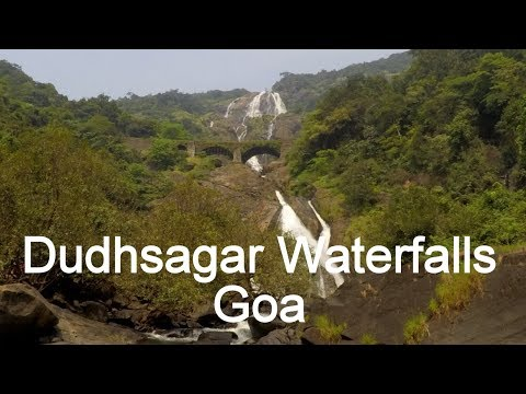 Trip to Dudhsagar Falls - Best Places to visit in Goa