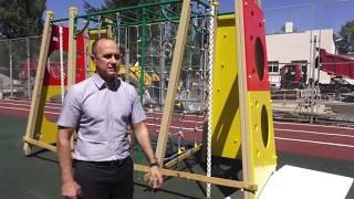Капитальный ремонт школы8 Новошахтинска
