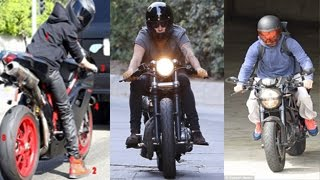 Justin Bieber Vs. Harry Styles Vs. David Beckham – Who'd You Ride With?