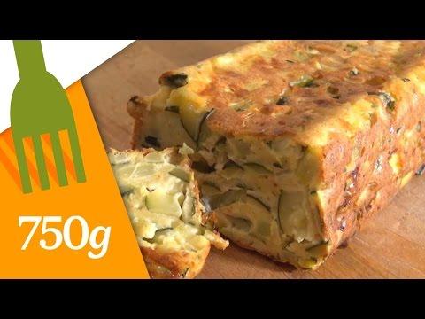 recette-de-pain-de-courgettes---750g