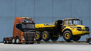Volvo Construction Equipment | DLC | Euro Truck Simulator 2