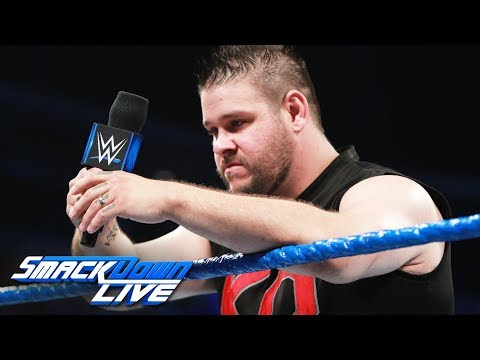 Kevin Owens airs his grievances with Shane...