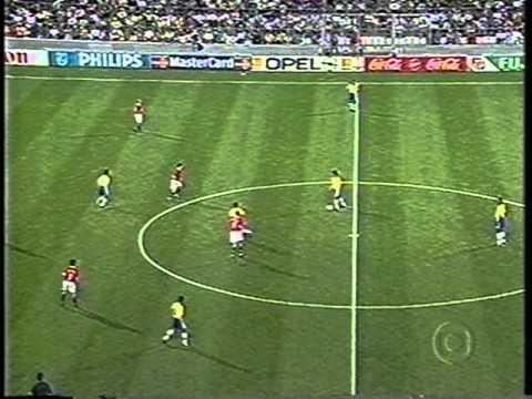 Copa 1998 - Brasil 1x2 Noruega [Jogo Completo]