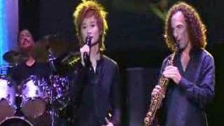 Chris Lee & Kenny G - The Moon Represents My Heart