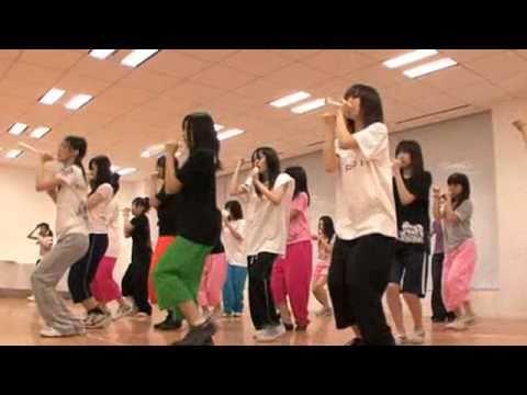 2009/8/5 on sale 1st.Single「強き者よ」MV レッスン風景