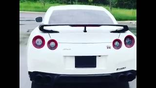 Nissan GTR STEALTH MODE | Stealth Plate Curtains