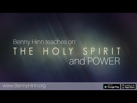 The Holy Spirit and Power