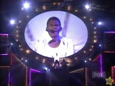 Usher performs Nice & Slow + My Way on Fox