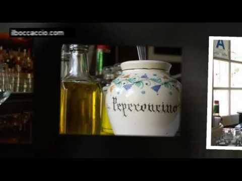 Authentic Italian Restaurant il Boccaccio Hermosa Beach Music Video