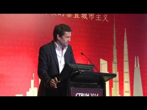 "CTBUH 2014 Shanghai Conference - Ole Scheeren, ""Space Formations"""