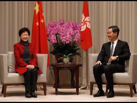 Carrie Lam wins Hong Kong's top job by huge majority