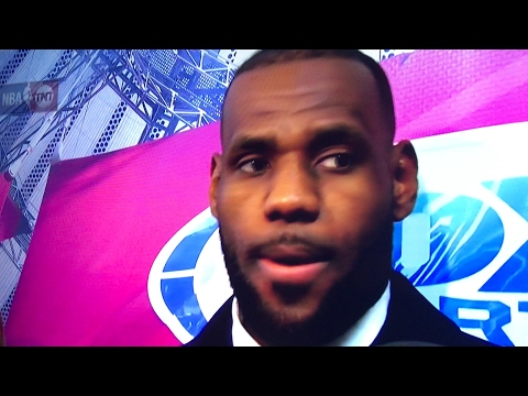 LeBron James BLASTS New York Writer for TRASH Kevin Love Trade Rumor