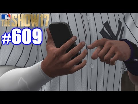 FUN PHONE CALL! | MLB The Show 17 | Road to the Show #609
