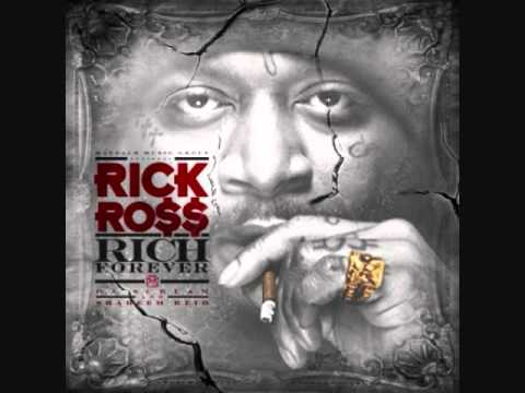 Rick Ross- Bag Of Money Rich Forever *2012*
