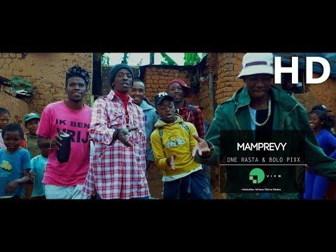 MAMPIREVY - ONE RASTA (BoloPixx) Norminaly Vidéo Ofisialy HD