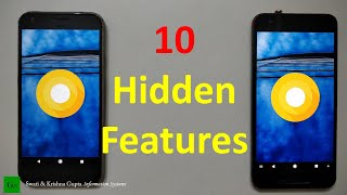10 Hidden Features of  Android 8.0 Oreo (Android O Tips & Tricks)