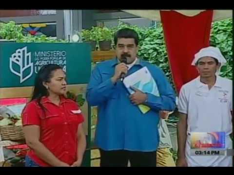 Maduro: Venezuela recibirá ayuda de la ONU para regularizar medicamentos