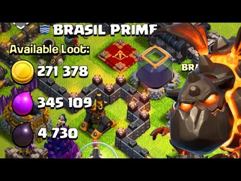 Thumbnail: THIS IS SO STRONG! TH9 Dark Elixir Time | Clash of Clans