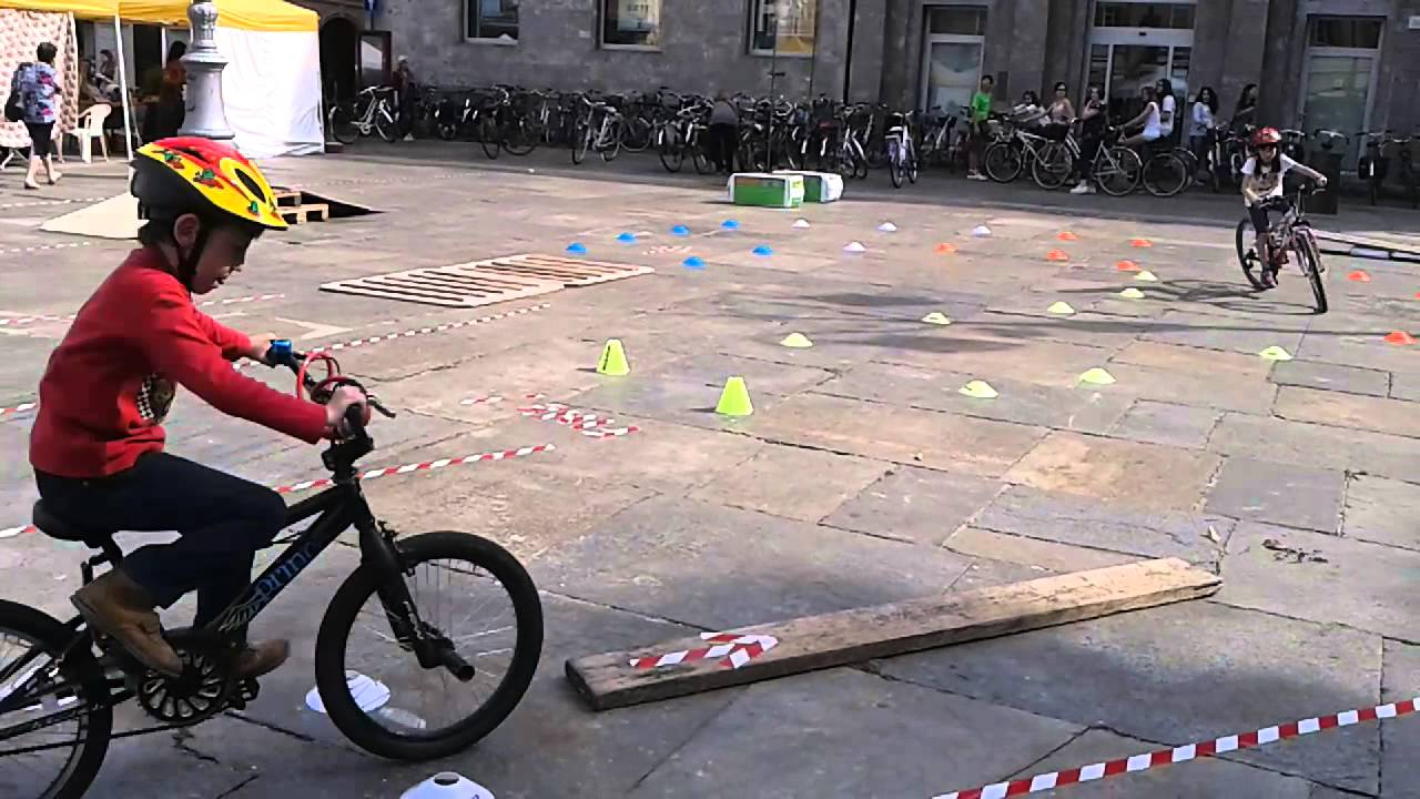 Percorso MTB per bimbi - CAI Parma - YouTube