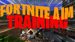 Get Beseres Aim in fortnite! Fortnite aim parcour