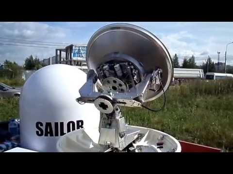 Navtelsat: Sailor 900 VSAT