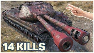 Object 703 II – 14 KILLS