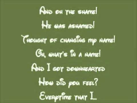 The Lion King-Hakuna Matata Lyrics.
