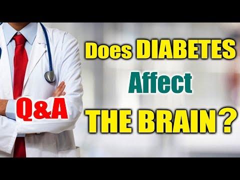 Does Diabetes Damage Brain Health