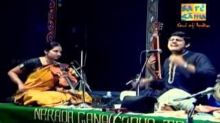 Varnam Vanajakshi by Sikkil Gurucharan